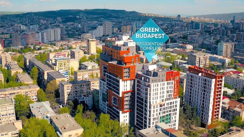 Уютная квартира в центральной части Тбилиси. - Tbilisi - Departamento
