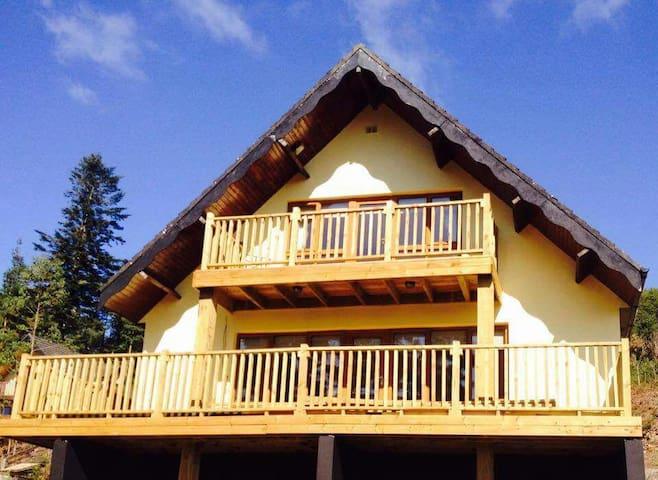 Luxury Lodge nestled in the Glen - Aherlow House Hotel - Casa
