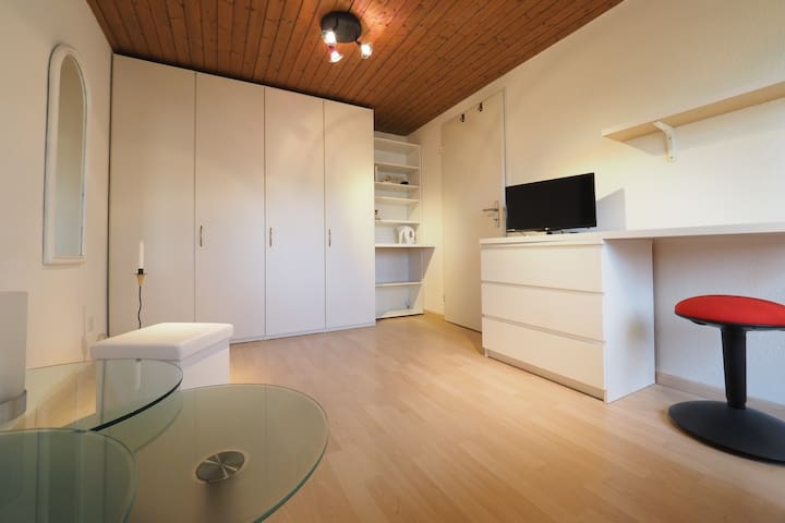 nice and bright room  in the middle of switzerland - Kappel - Hus