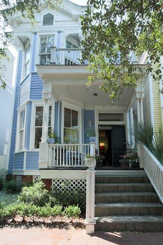 Victorian Cottage - Savannah - Daire