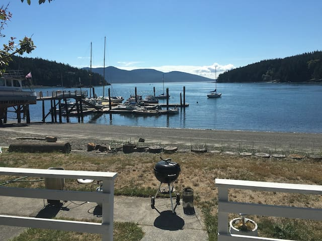 Orcas Island Obstruction Pass Beach House #3 - Olga