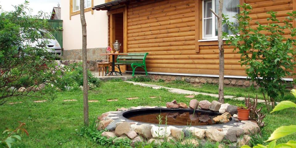 Гостевой домик для двоих ( с баней) - Suzdal' - Rumah