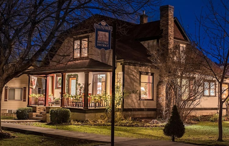 The Platt House - Caldwell - Bed & Breakfast