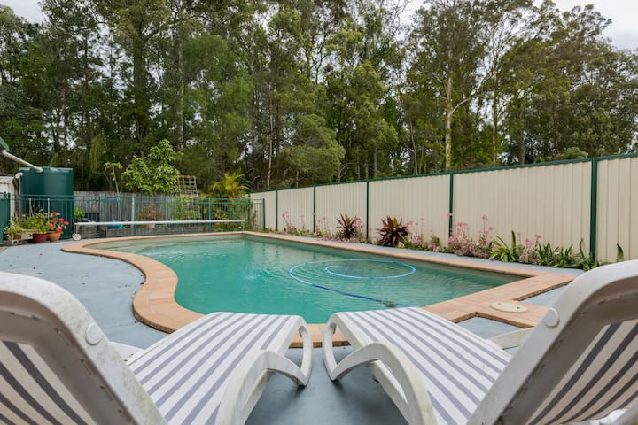 A relaxed location, & Easy drive to City - Nerang - Casa