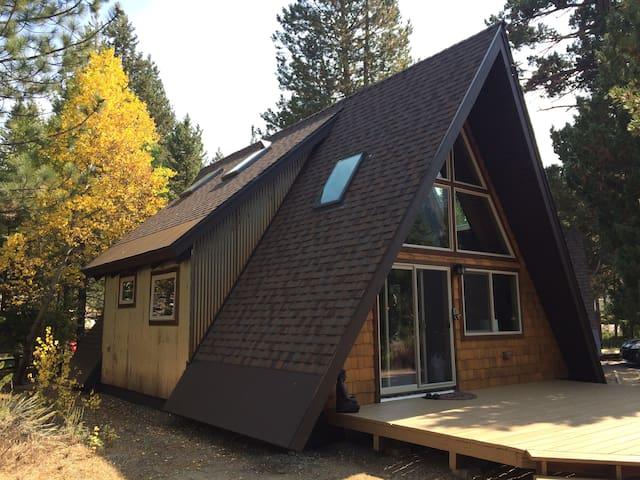 Three Trees Cabin - South Lake Tahoe - Huis