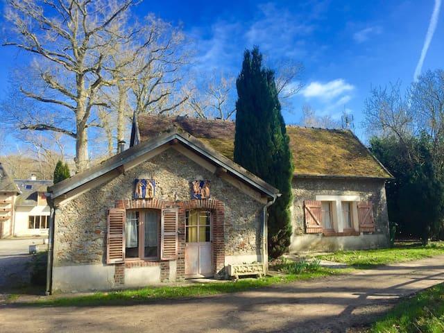 Maison HUGUES AUFRAY - Raizeux - Ev