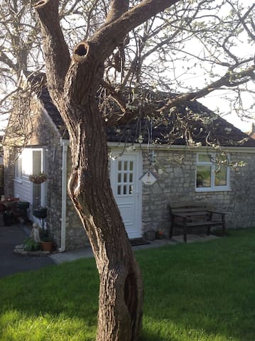 Cosy annexe - Bath and North East Somerset