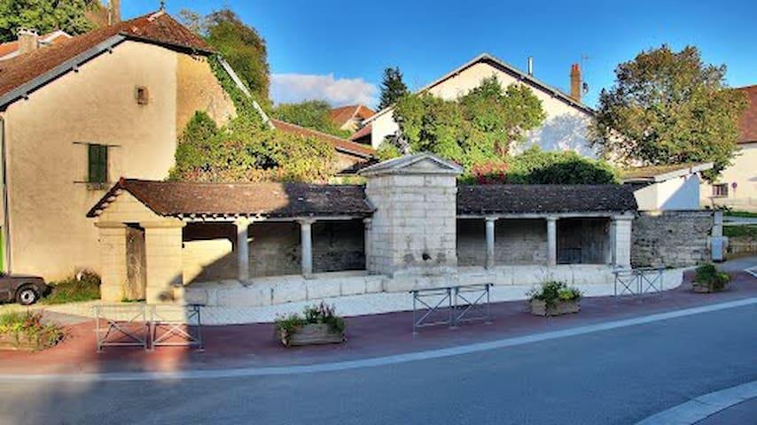 Bar du village réamenagé - Boult - Lakás