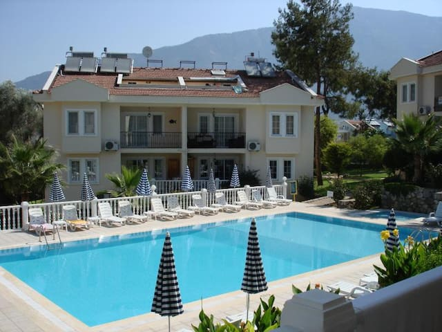 Fantastic Apartment with two Pools & two balconys - Ölüdeniz Belediyesi - Διαμέρισμα