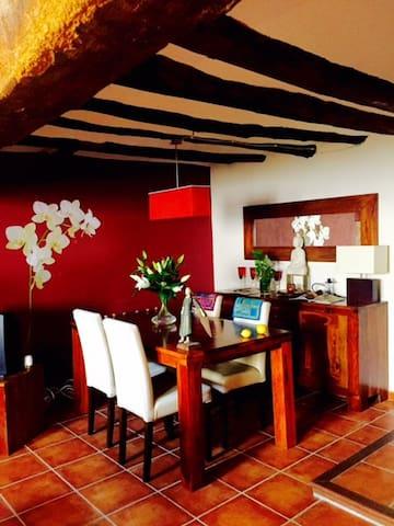 SENSACIONAL CASA RURAL. La casa de las orquídeas - Chiva de Morella