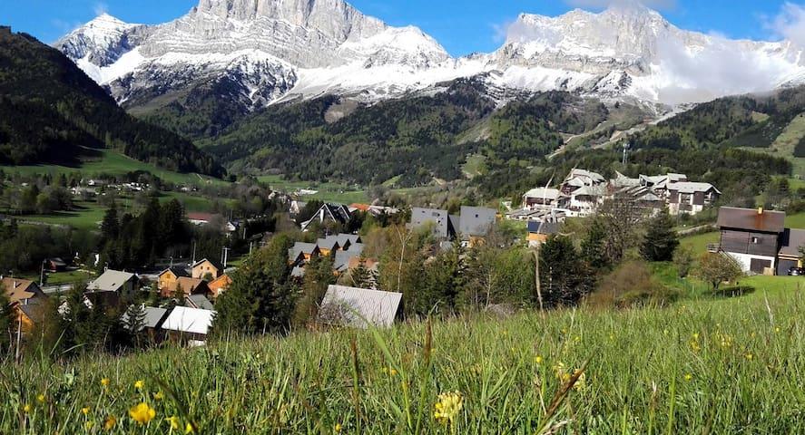 Vercors  station été/hiver montagne - Gresse-en-Vercors - Apartment