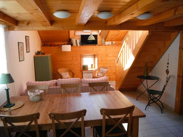 Cottage Gentianes heart of nature 6 + 2 pax - Ventron - Daire