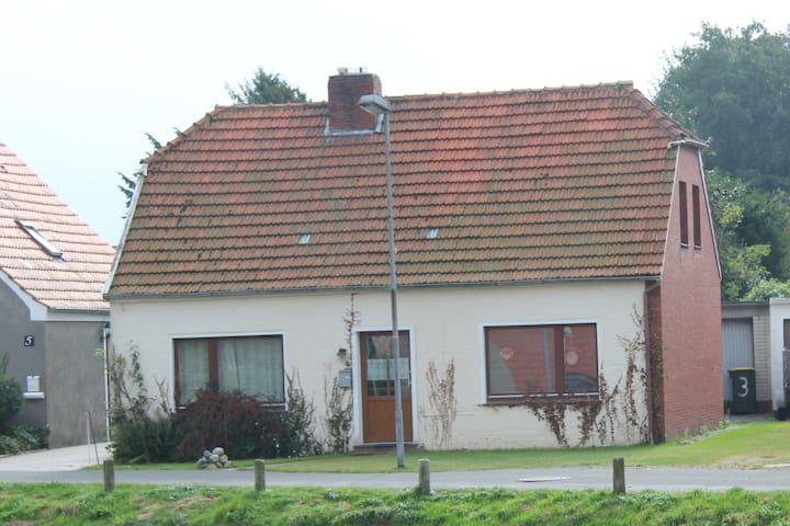 Haus Marie an der Harle - Wittmund - House