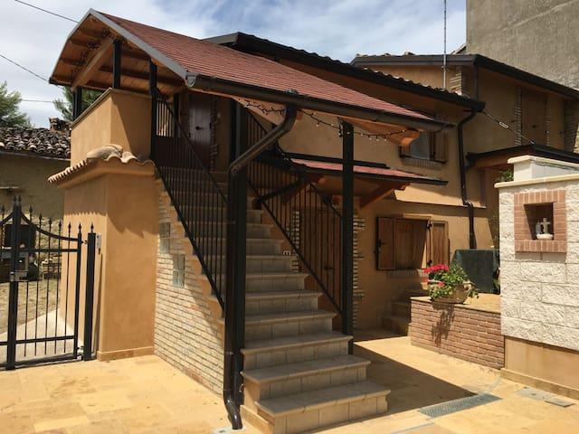 Casa vacanze per gruppi e famiglie - Giancoli - Ev