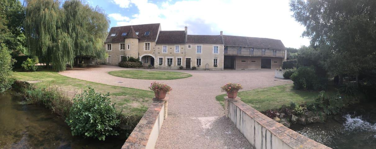 Coeur de Combray (Cidrerie) - Condé-sur-Ifs - Hus