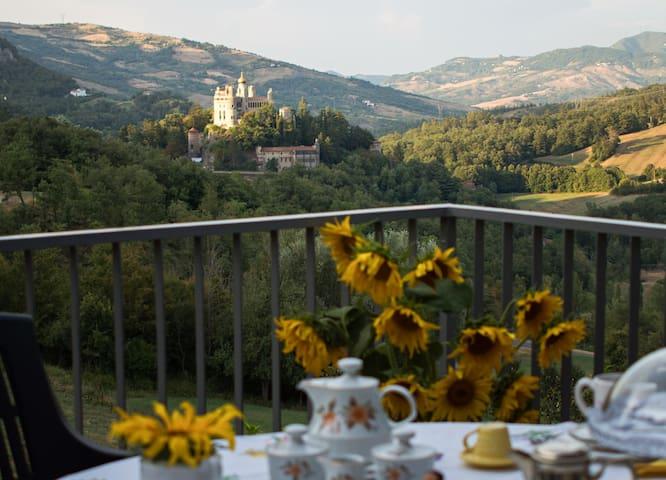 Near the Rocchetta Mattei CA 'DLA GINA - Grizzana Morandi