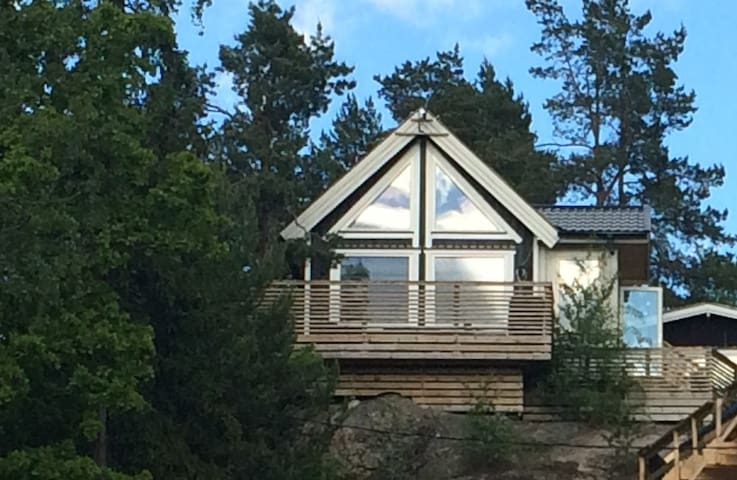 Fully equipped guest house north of Stockholm - Flaxenvik