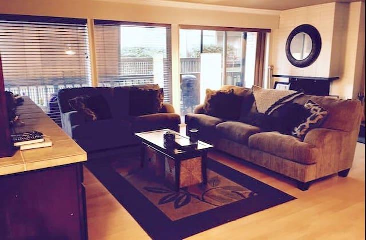 Luxury Room - 5 Min. From Seattle - Mercer Island - Lägenhet