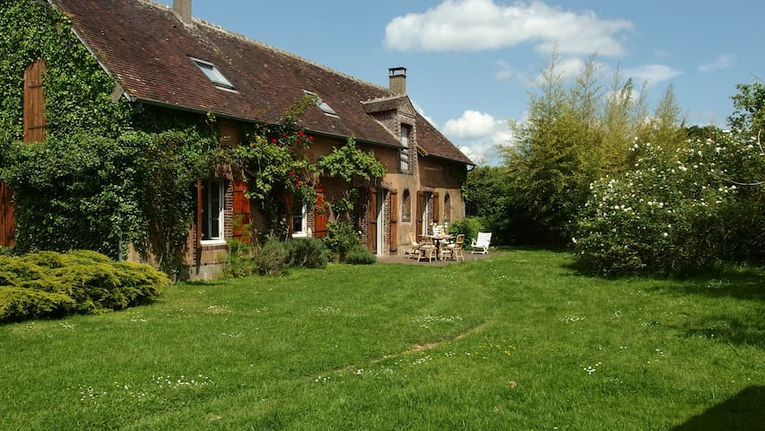 A real country house close to Paris - Moulhard - 獨棟