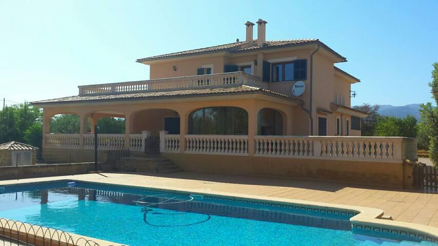 Country villa with swimmingpool - 07330 - Villa