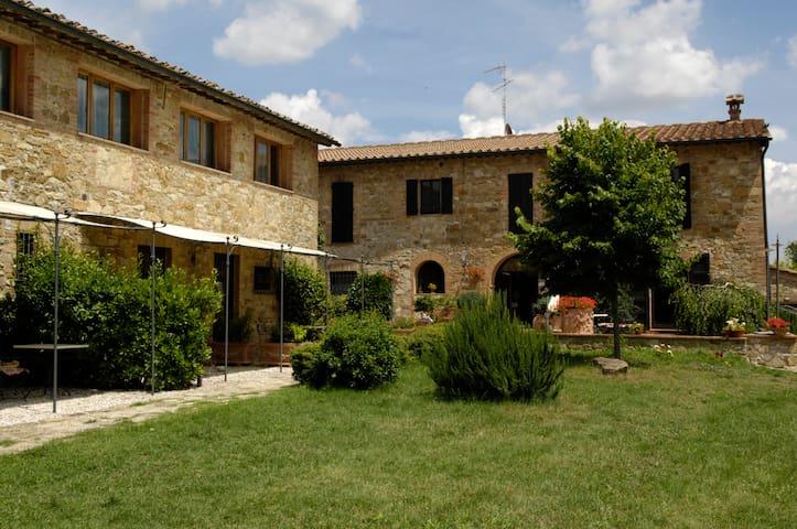 hotel la selva camera 1 - Province of Siena - Hotel boutique