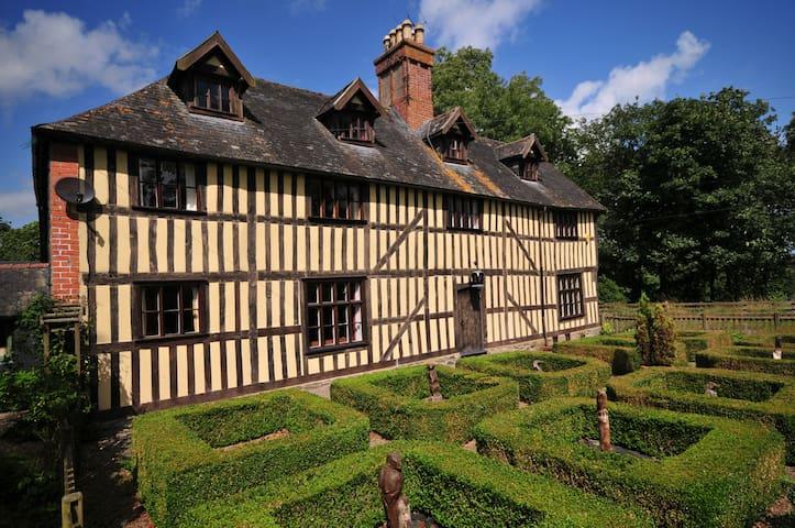 Talgarth Manor - Trefeglwys