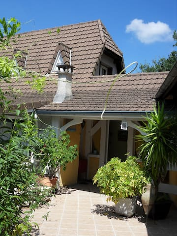 ACCUEIL VACANCES -GÎTE LOKOURNAN - Arthez-de-Béarn - 別荘