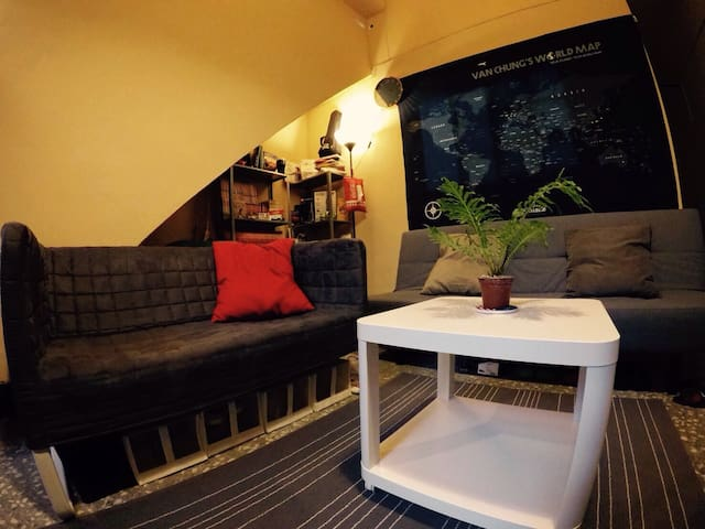 V&K House - 三重區 - Appartement