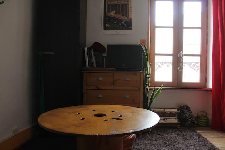 Maison de bourg - Les Pradeaux - Huis