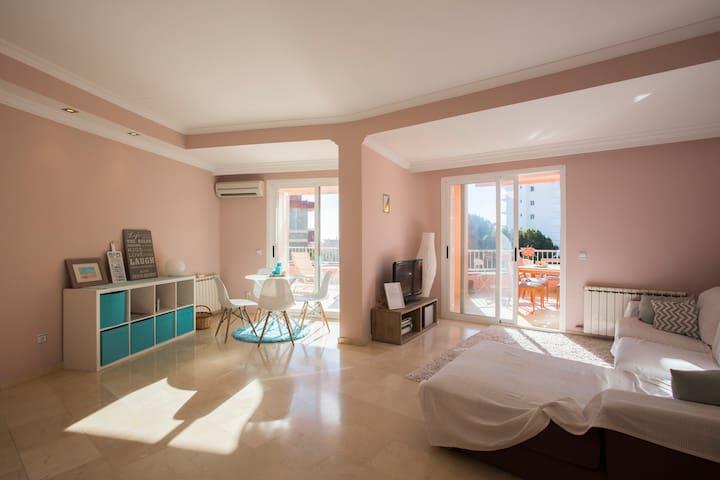 Cute private guestroom in Son Veri - Llucmajor - Apartament