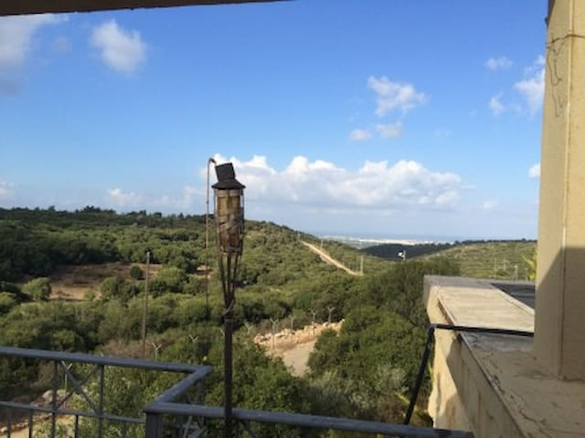 Best location in West Galilee - Neve Ziv - Appartement