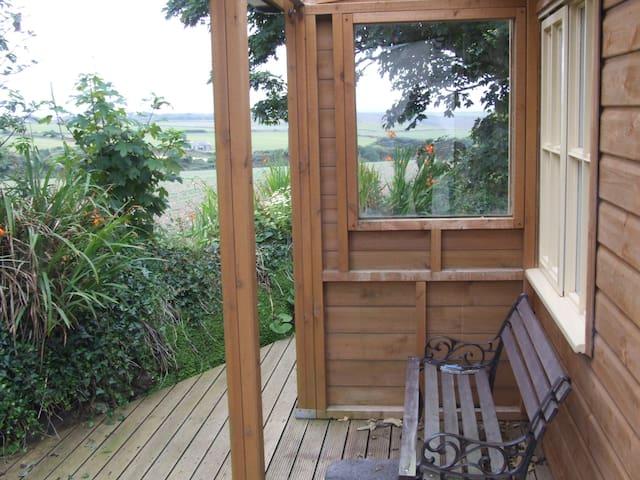 Maenporth Cabin - Cornwall - Houten huisje