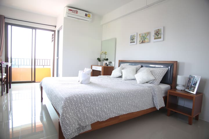 I-Home Residence - Tambon Mapyangphon - Appartement