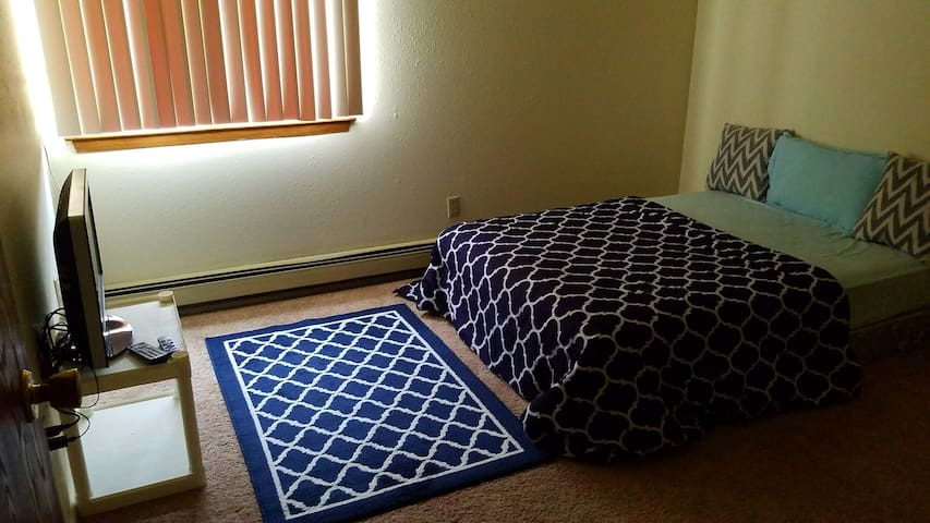 Quiet Room near MSU / Downtown - East Lansing - Daire