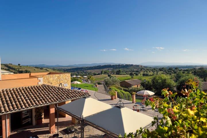 Confortevole appartamento bilocale - Magliano in Toscana - Appartement