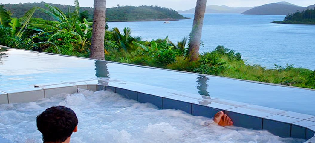 Whitsundays Airlie Beach - Best view in the world - Shute Harbour - Appartement