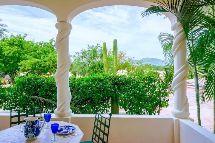 2BED Country Club w/Amenities+Terrace! Near Beach! - Cabo San Lucas - Apartemen