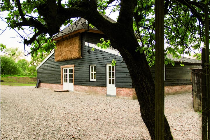 Rustic B&B surrounded by orchards - Beesd - Szoba reggelivel