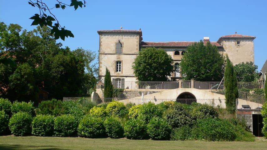 Le Château de ma Mère - Soupex - Zamek