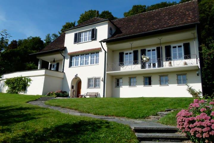 Charmantes Zimmer (Nr. 2)  in Villa - Neuhausen am Rheinfall - Hus