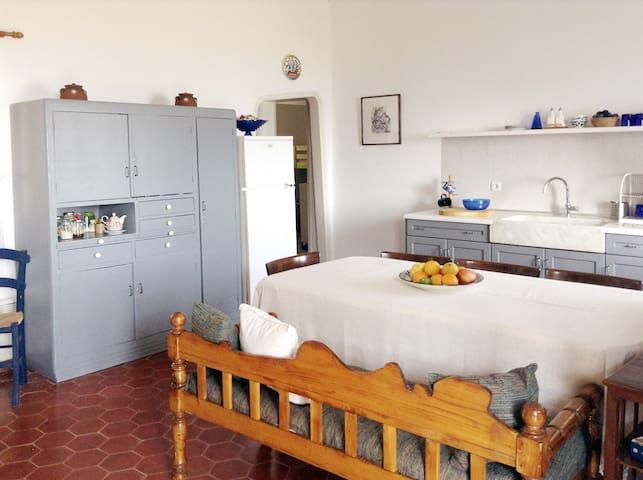 Spacious Beach House - Chorefto - Maison