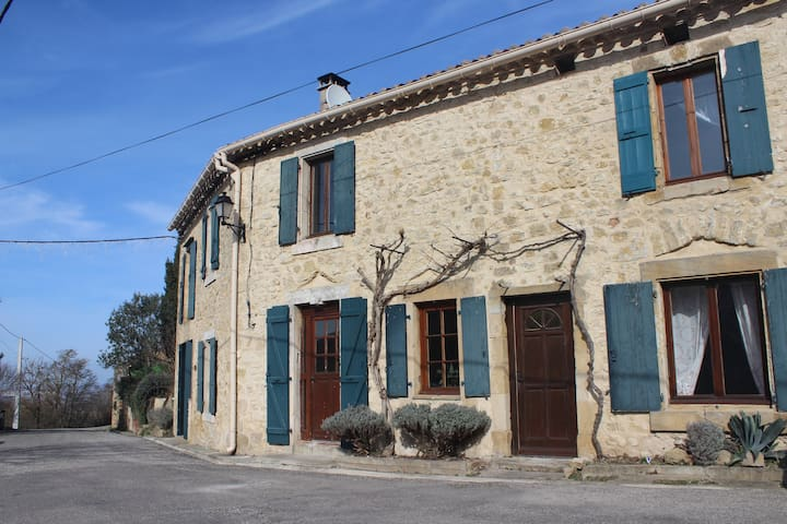 Historic French Stone Country Home - Laurac - Casa