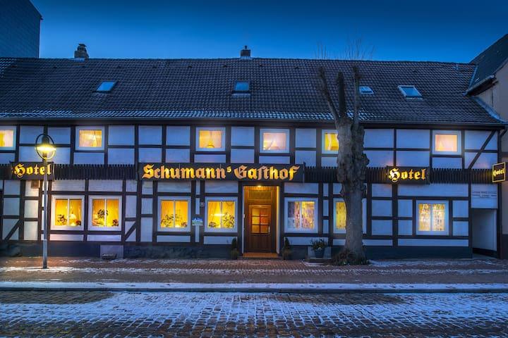 Hotel Übernachtung Bed&Breakfast in RENDSBURG - Rendsburg - 家庭式旅館