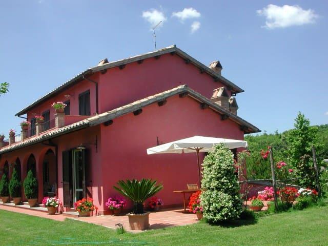 Villa Lake Bolsena view - Gradoli - Villa