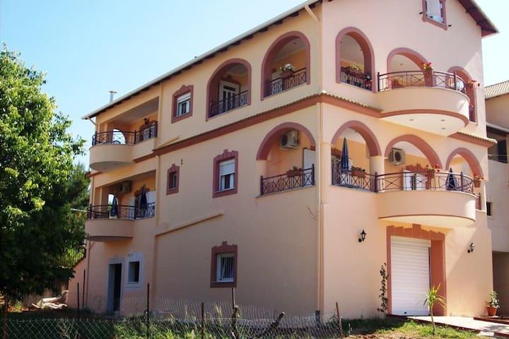 VILLA SPYROS 2.person.4 - Perdika - Appartement