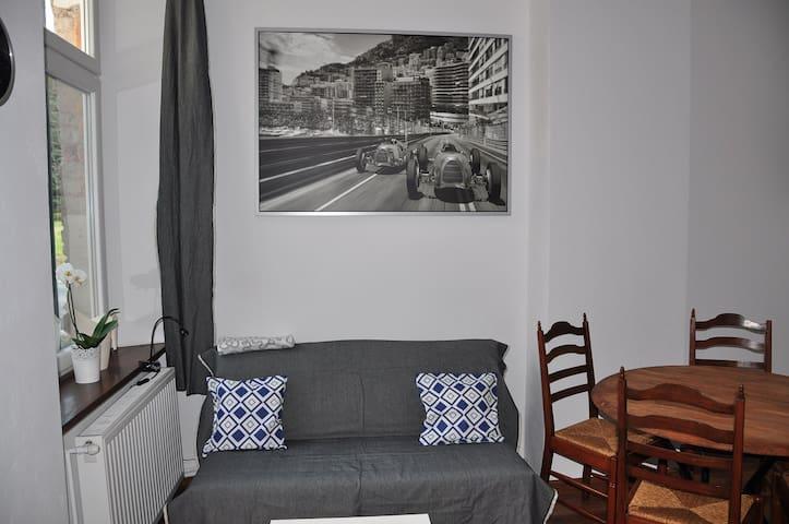 Apartament Stara Poczta - wałbrzyski - Appartement