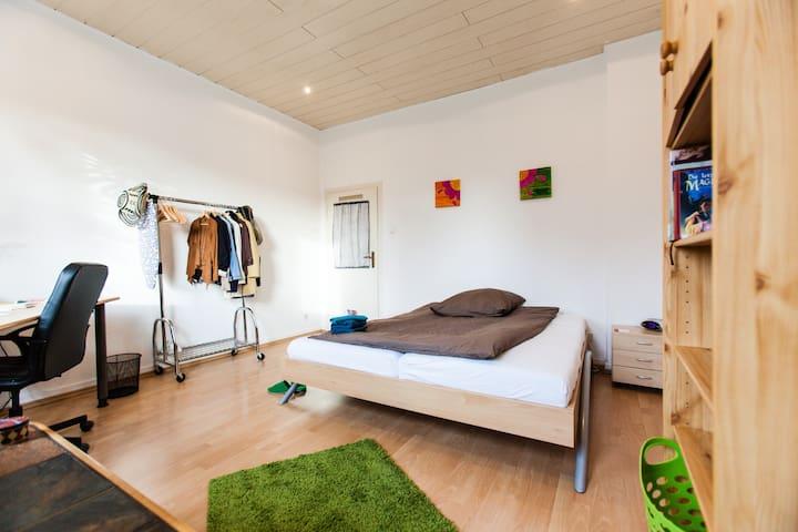 Mi casa es su casa         1 Option - Bochum - Apartament
