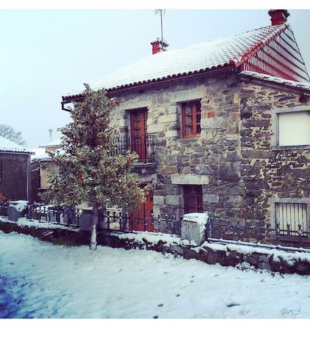 Especial casa rural. Oferta única - Santiago de Aravalle - Huis