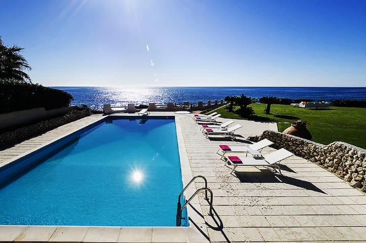 Esclusiva villa con piscina privata - Fontane Bianche - Casa