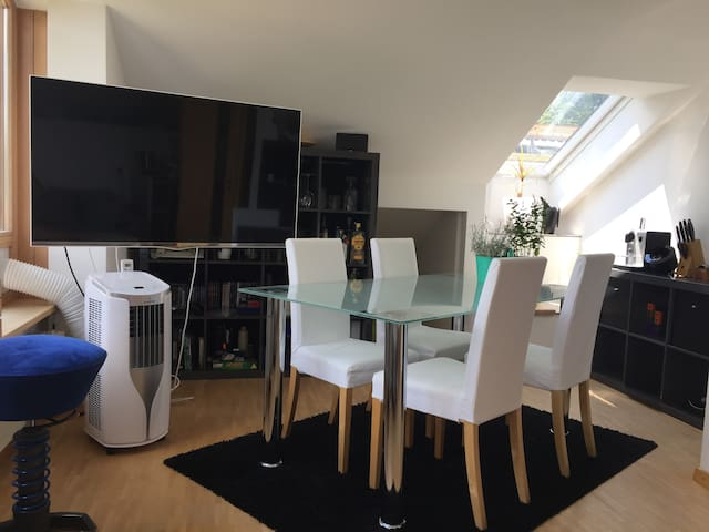Studio Appartment im Münchner Süden - Oberhaching - Leilighet